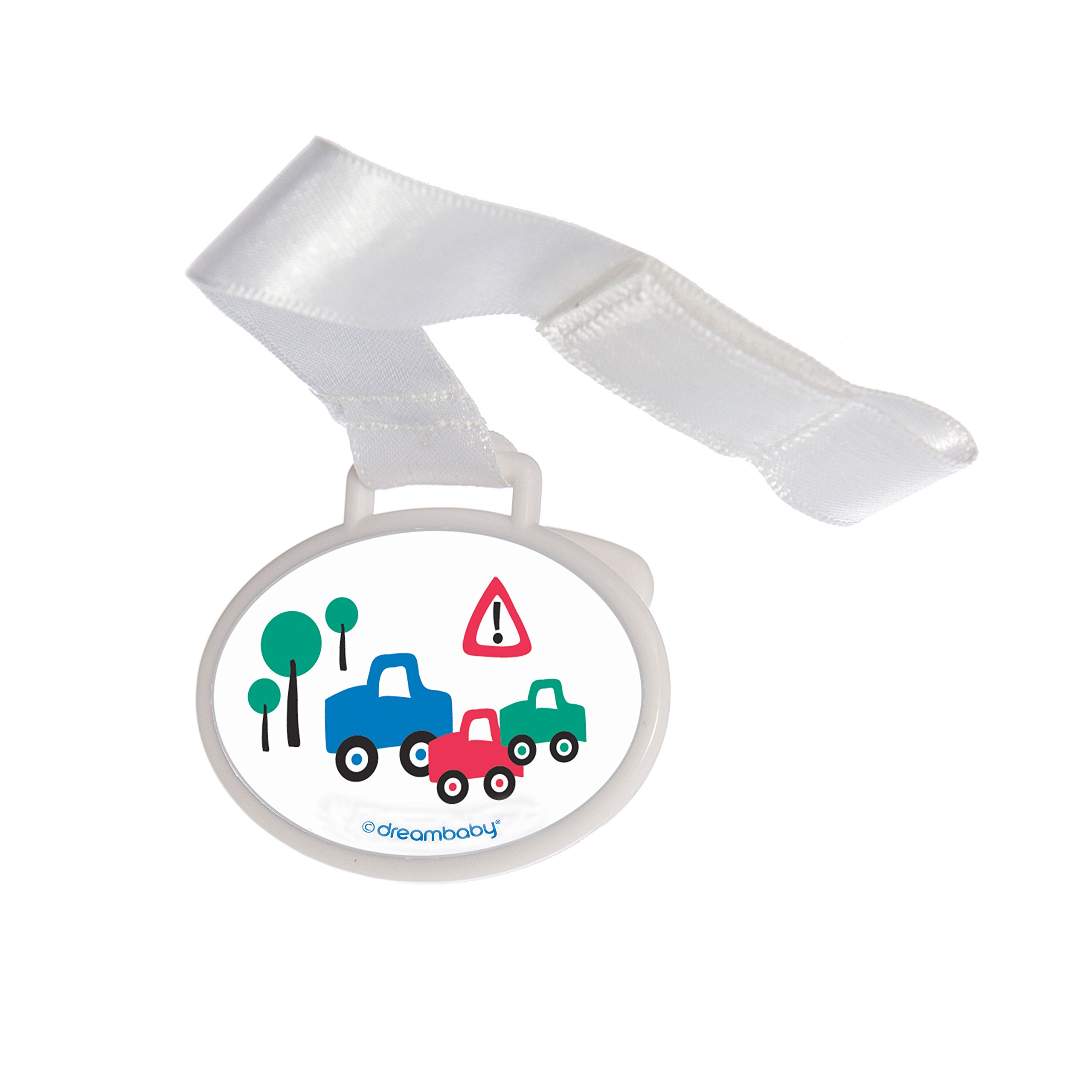 Dreambaby Pacifier Holder, Car by Dreambaby