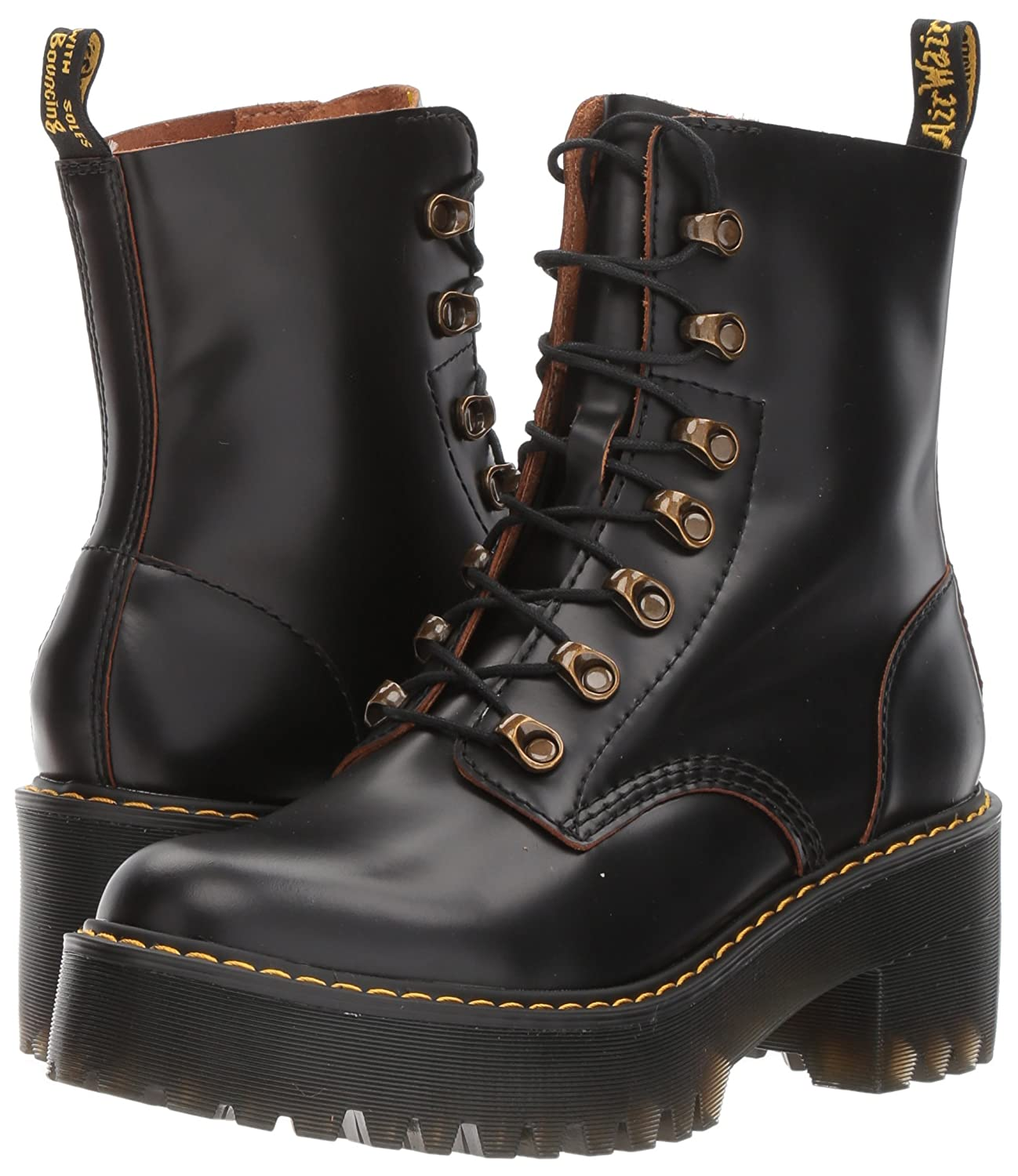 Dr. Martens Women's 1460 B01MT476U7 5 M UK (7 US)|Black