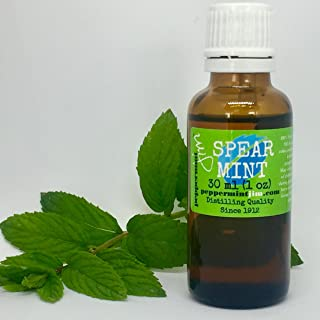 product image for Peppermint Jim's Essential Oil (Spearmint 30ml)
