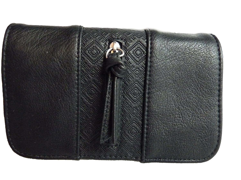 33e02c4719cdb8 TCM Tchibo Damen Geldbörse Geldbeutel Portemonnaie schwarz: Amazon.de:  Koffer, Rucksäcke & Taschen