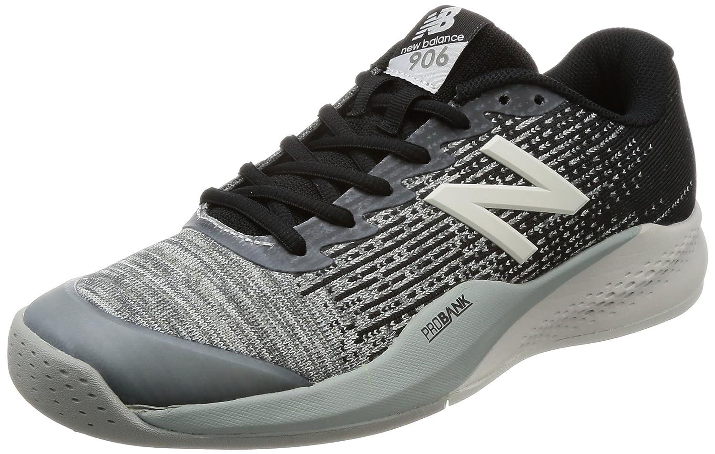[ニューバランス] テニスシューズ MC906(旧モデル) メンズ B06ZZZGPSL 28.5cm 2E GRAY/BLACK(BK3)