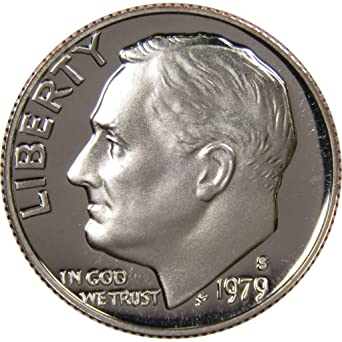 IN STOCK 2014 Silver Proof Roosevelt Dime GEM PROOF