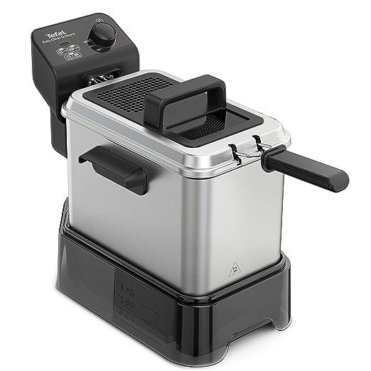 Tefal Easy Clean & Store - Freidora de aceite 3.5 litros/1 kg ...