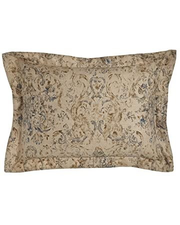 Amazon.com: Ralph Lauren Corso Campania Floral King Sham: Home ...