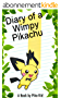 Pokemon Diary of a Wimpy Pikachu Book 1: Legend of the Pokemon Shamans (Unofficial Pokemon Book) (pokemon memes, pokemon go, pokemon games, pokemon guide) (Ultimate Pokemon Books) (English Edition)