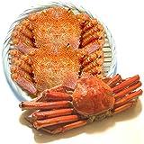 【Amazon.co.jp限定】 黒帯 海鮮セット ボイル ズワイガニ 姿 550gx1枚 / 毛ガニ 500gx2ハイ 北海道 かに かにみそ 食べ比べギフト