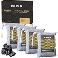 Deals on 4-Pack Okivo Charcoal Bags Odor Absorber