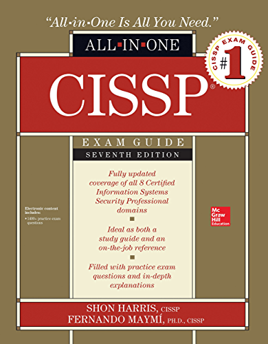 CISSP All-in-One Exam Guide; Seventh Edition