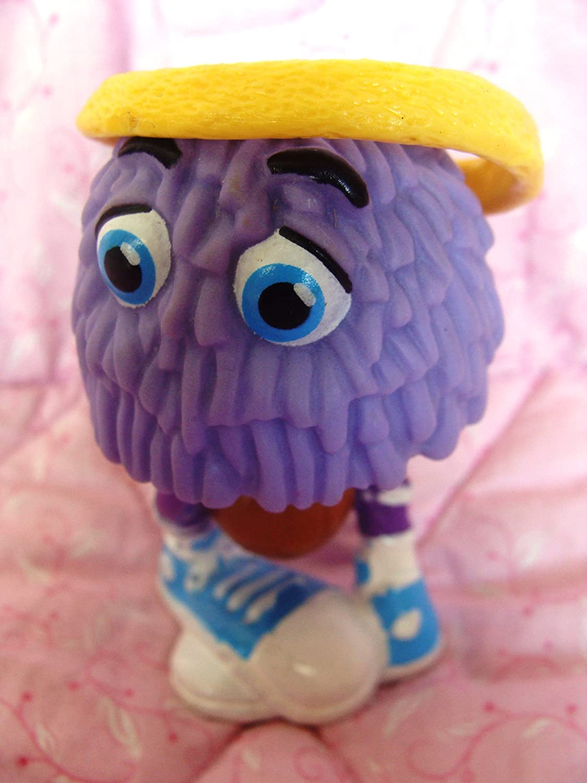 Mcdonalds Vintage 1989 Fry Guys Basketball Hoops Toy