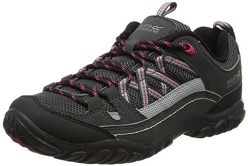 Regatta Lady Edgepoint II, Zapatillas de Senderismo para Mujer: Amazon.es: Zapatos y complementos