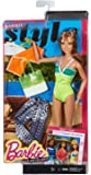 Barbie Dolls Deluxe Holiday Fun - Summer (CFN07)