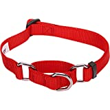 Blueberry Pet Essentials 21 Colors Safety Training Martingale Dog Collars, Personalized Martingale Dog Collars