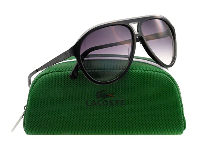 9cb6b07b92dc Image Unavailable. Image not available for. Colour  Lacoste Plastic Aviator  Sunglasses in Black - L694S 001 59