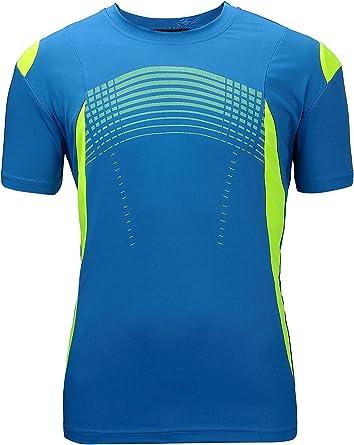 SwissWell Camiseta Hombre Fitness Camiseta Hombre Manga Corta Camisa Deportiva de Secado Rápido para Correr, Gimnasio: Amazon.es: Ropa y accesorios