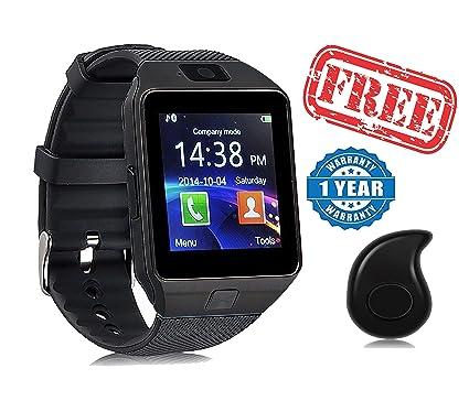 bd7a555f4ddfa8 Piqancy DZ09 Smartwatch for Smartphones: Amazon.in: Computers & Accessories