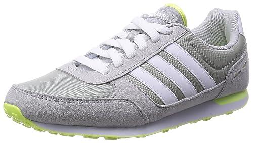 big sale 726ea 8734d adidas City Racer W - Zapatillas Deportivas para Mujer Amazon.es Zapatos  y complementos