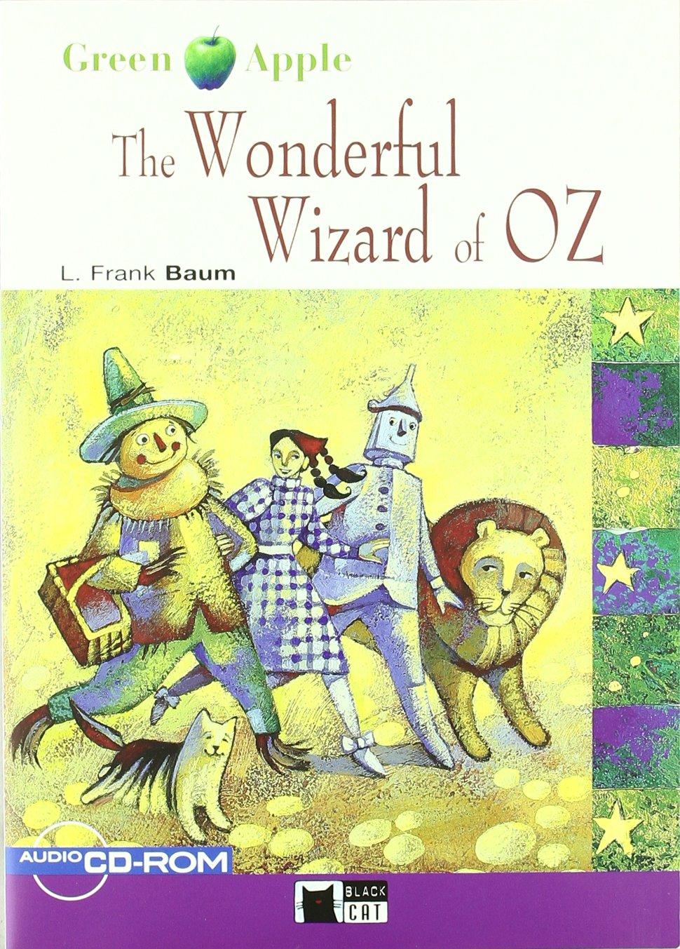 GA(S). THE WONDERFUL WIZARD OF OZ (+ CD) pdf