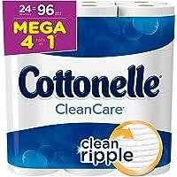 Cottonelle Clean Care Toilet 24 Mega Toilet Paper Rolls