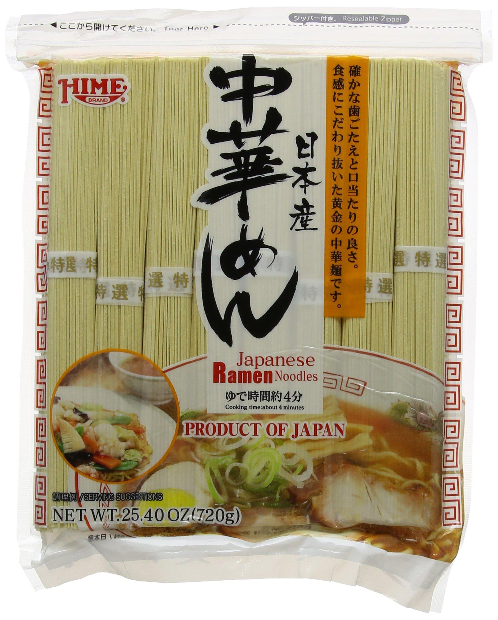 Hime Chuka Soba Ramen Noodles 720 g