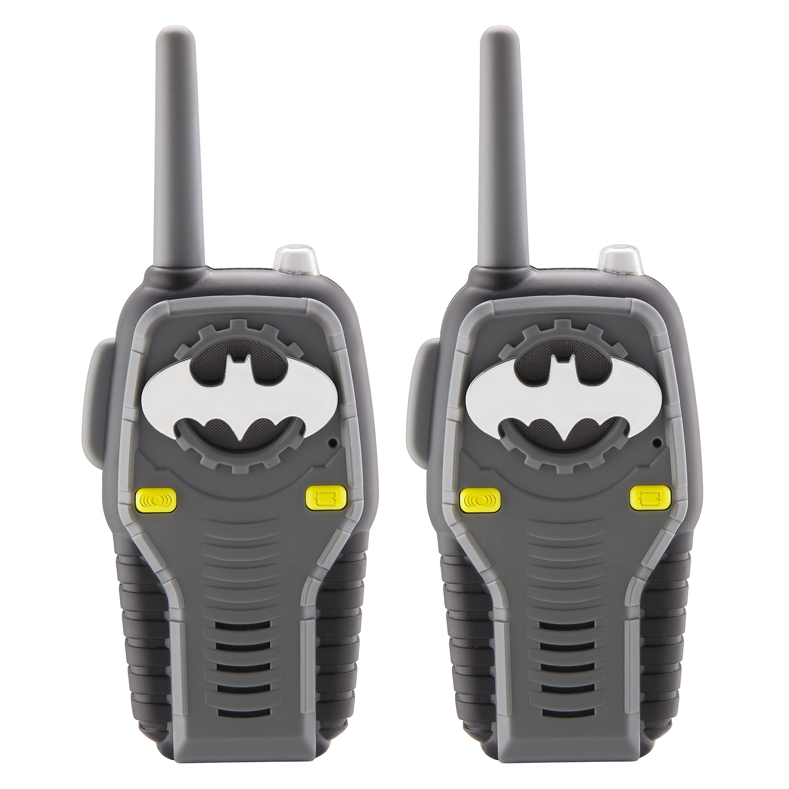 Batman FRS Walkie Talkies for Kids with Lights and Sounds Kid Friendly Easy to Use