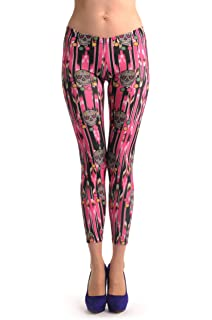 b1dc95e575fde Shiny Bronze Dots - Bronze Leggings: Amazon.co.uk: Clothing