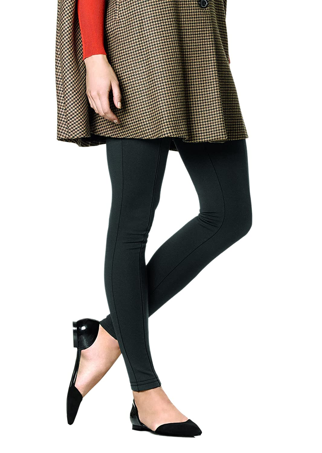 c6db330fddb14 85%OFF Hue Fleece Lined Ponte Legging - url.ellen.li