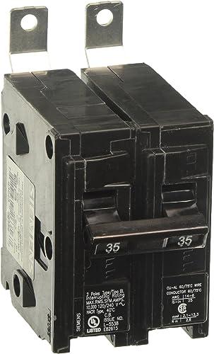 Siemens B235 35-Amp Double Pole 120 240-Volt 10KAIC Bolt in Breaker, COLOR