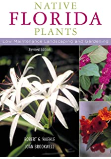 floridian chart in botany: A gardener s guide to florida s native plants rufino osorio