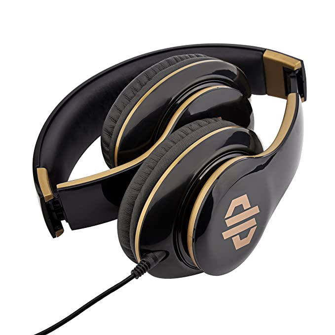 27932c955c0866 Bitmore Projectt Wired Stereo Headphones: Amazon.co.uk: Electronics