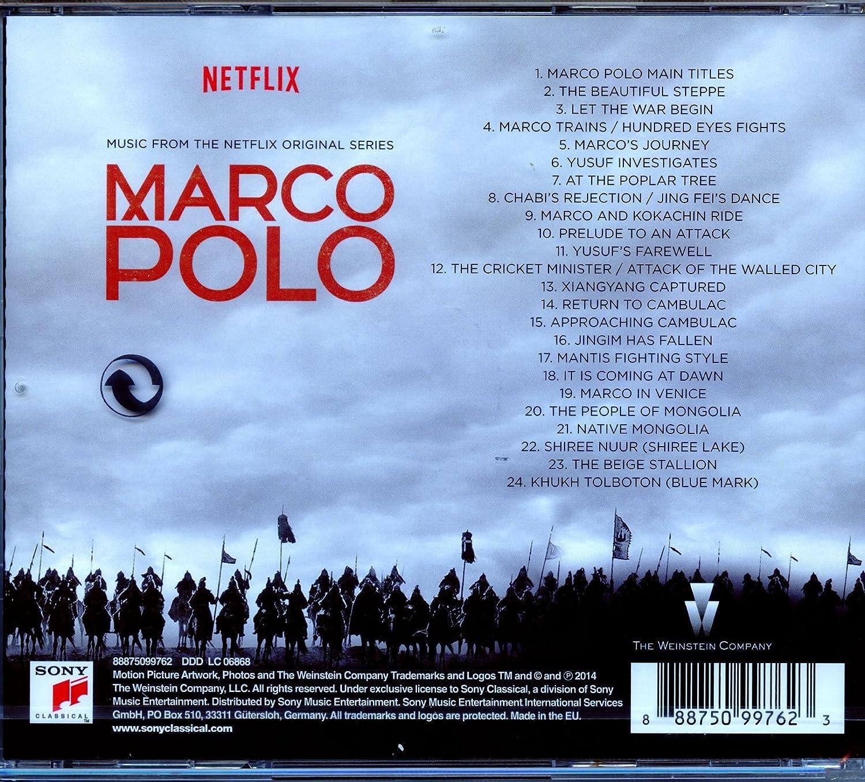 Marco Polo: Varios: Amazon.es: Música