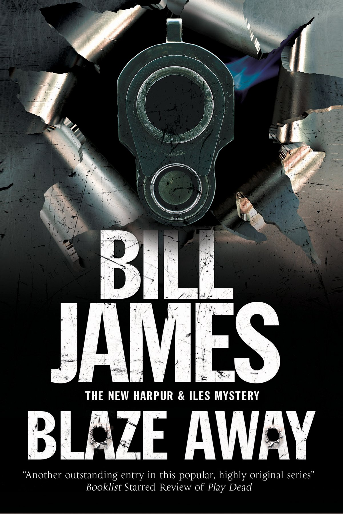 Blaze Away: A British police procedural (A Harpur & Iles Mystery) pdf epub