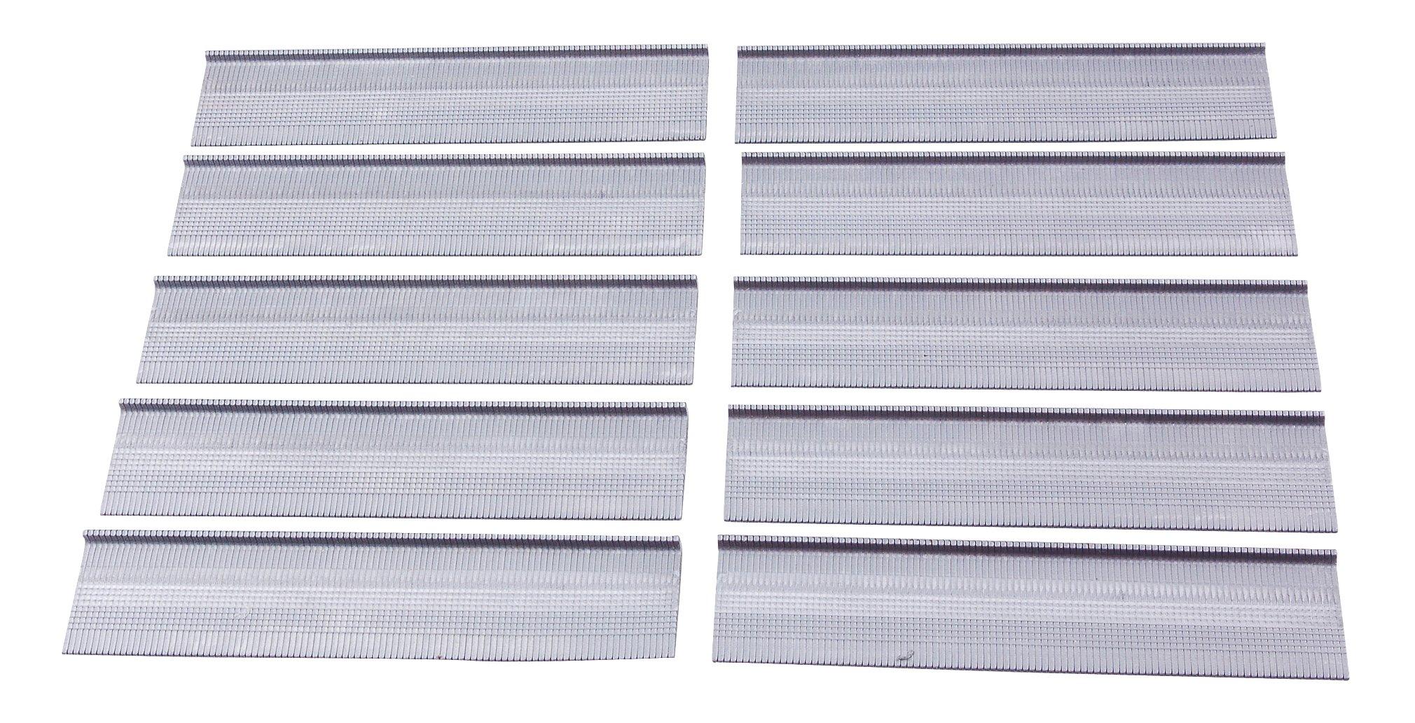 40310 STEEL CORE 1, 000Count 1-1/2'' 15 Gauge Flooring L-Cleats