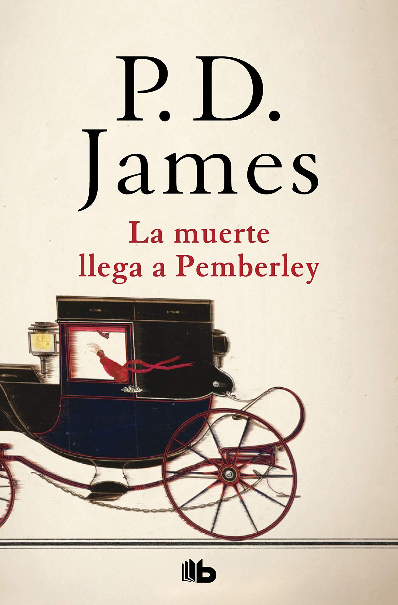La muerte llega a Pemberley, P. D. James 81tDMDr8SXL