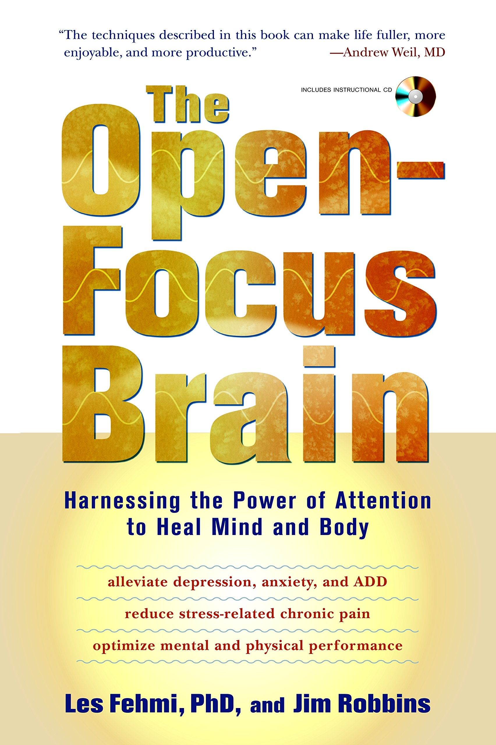 The open focus brain harnessing the power of attention to heal the open focus brain harnessing the power of attention to heal mind and body les fehmi jim robbins 9781590306123 amazon books fandeluxe Images