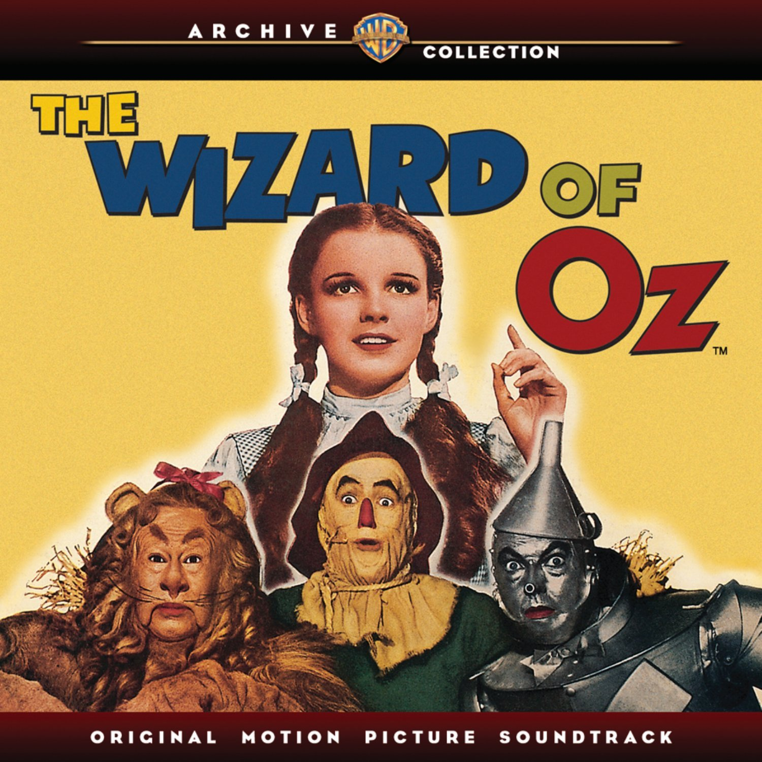 The Wizard Of Oz: Original Motion Picture Soundtrack