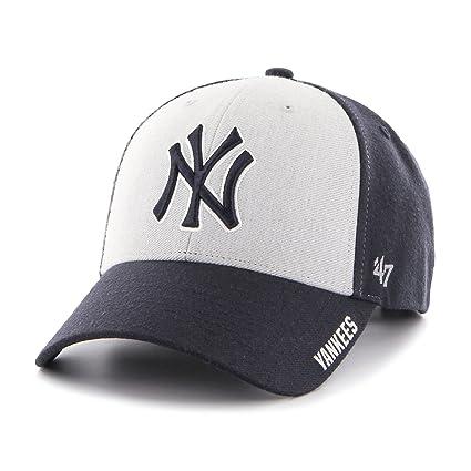 f18aacf60cc Amazon.com    47 MLB New York Yankees Beta MVP Adjustable Hat