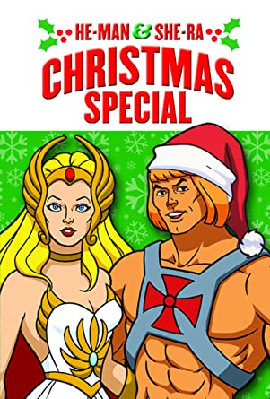 He Man Christmas Special.He Man She Ra A Christmas Special Amazon Ca John Erwin