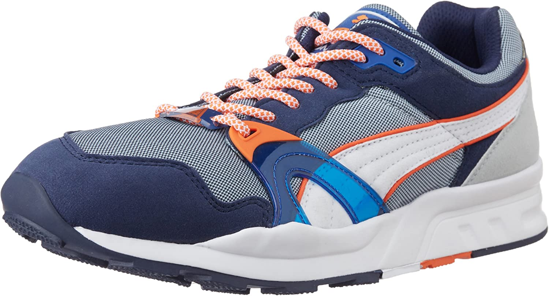 Puma Trinomic TX1, Zapatilla, Peacoat-Limoges-White, Talla 10.5 UK (45 EU): Amazon.es: Zapatos y complementos