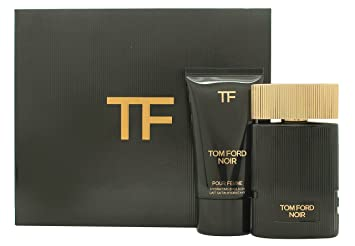 Amazon.com  Tom Ford Noir Pour Femme Gift Set 1.7oz (50ml) EDP + 2.5oz  (75ml) Hydrating Emulsion  Beauty aa70e090d452