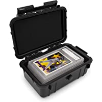 $24 » CASEMATIX Graded Card Case Compatible with 6+ BGS 8+ PSA FGS Graded Sports Trading Cards, Waterproof Graded Slab Card Storage…