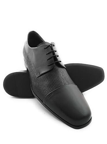 nouvelle arrivee Zerimar Chaussures Pour Hommes En Cuir Chaussures Homme Chaussures Habillées En Cuir Noir Élégant Homme Taille 40 original Livraison gratuite vente discount sortie vente recherche jeu Finishline 6Iv4udDs