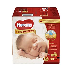 Huggies Little Snugglers Baby Diapers Review