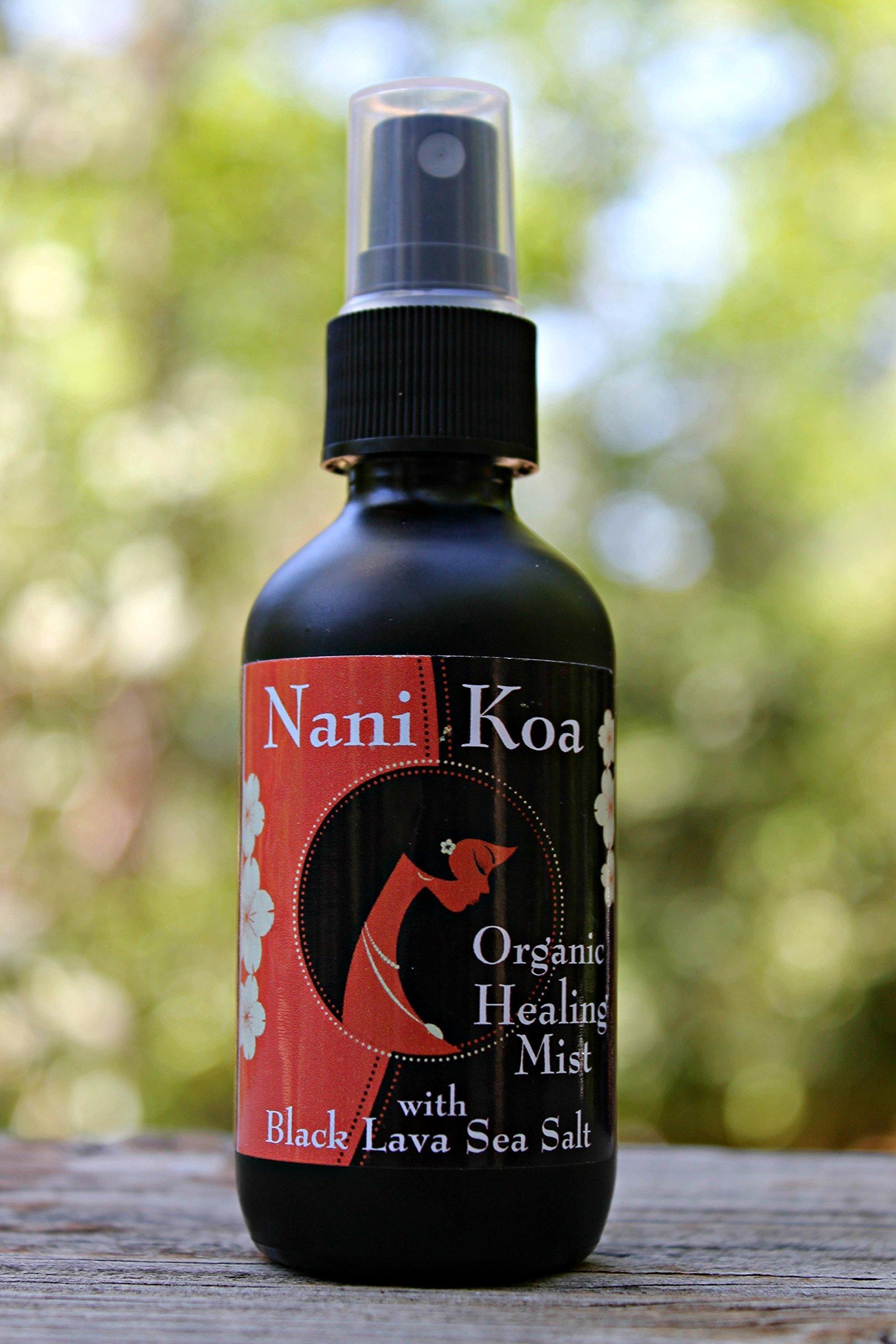 Nani Koa Hawaiian Organic Body Mist