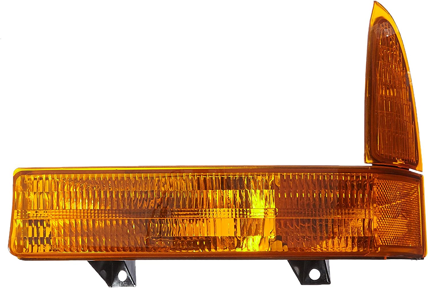Depo 331-1638R-US Ford F-Series Super Duty//Excursion Passenger Side Replacement Parking//Signal Light Unit