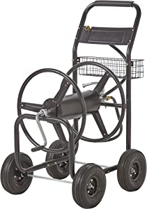 Best Hose Reel Cart With Wheels Reviews Of 2021– Expert's Guide 5