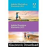 Adobe Photoshop Elements 2021 & Premiere Elements 2021 [PC Online code]