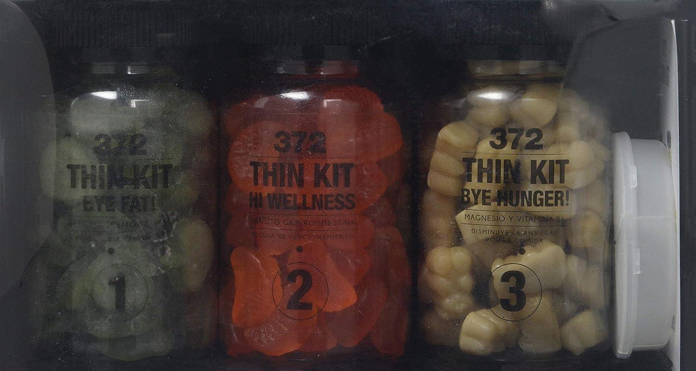 Código 372 Thin Kit Aperitivo Dietético - 3 Unidades