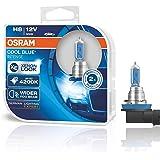Osram 64212CBI-HCB Cool Blue Intense H8 Halogen Lampa för Helljus, 12 V, 2 st