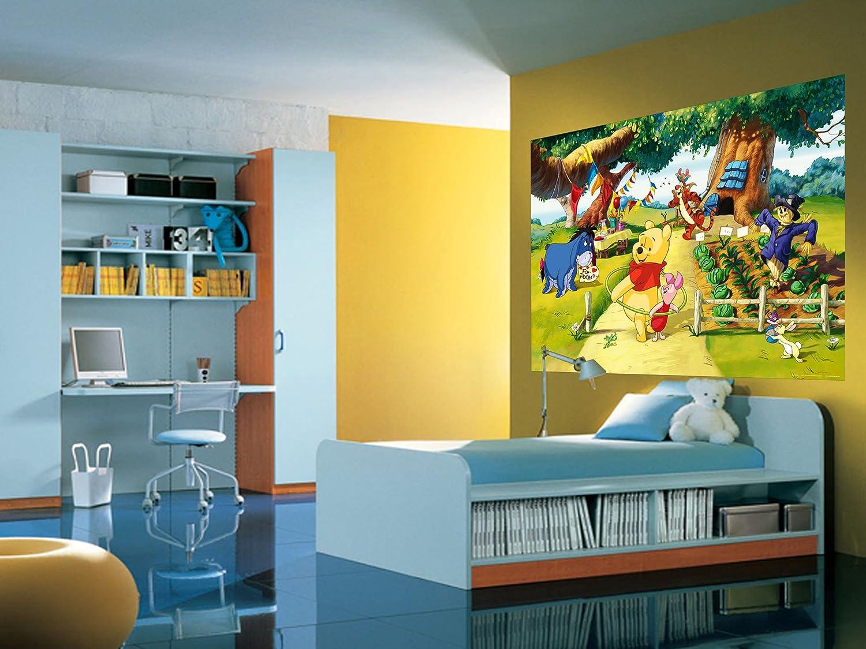 160 x 110 cm Non-tiss/é AG Design 1 Papier Peint Intiss/é Multicolore