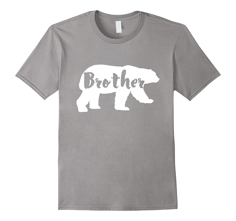 Brother Bear t shirt Mama and Papa Bear-TH